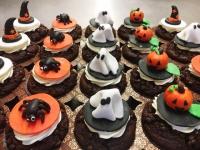 muffinki Halloweenowe