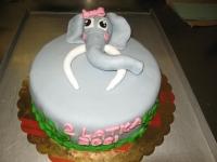 tort słoń