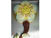 tort kwiatek