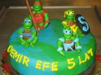 tort żółwie ninja