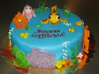 tort rybka nemo