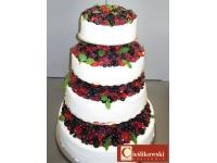 tort weselny od 4 piętra od 14 kg