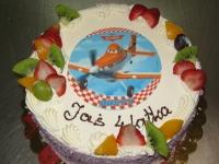 tort ze zdjęciem