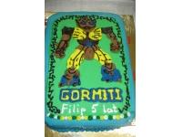 tort Gormiti