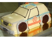 tort karetka podotowia