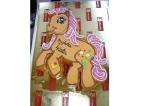 tort kucyk pony