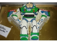tort toy story Buzz Astral