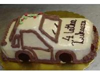 tort samochód
