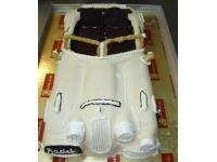 tort samochód limuzyna