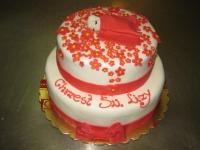 tort na chrzciny 3kg