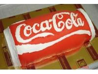 tort firmowy coca-cola