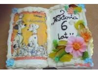 tort 101 dalmatyńczyków