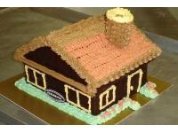 tort domek