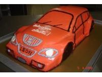 tort samochód seat