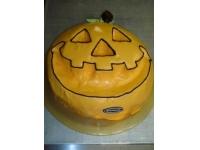 tort helloween dynia
