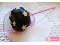 Czekoladowe ciasto z ganaszem czekoladowym