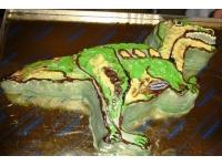 tort dinozaur