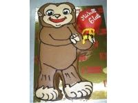 tort małpka