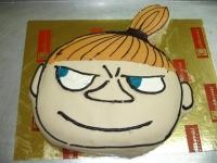 tort muminki mała mi