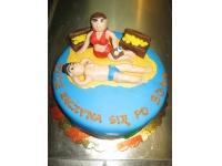tort na 30 urodziny