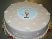 tort na I komunie świętą