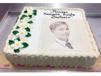 tort na Komunia Świeta