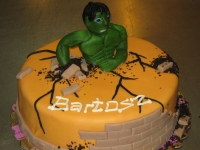 tort hulk, od 2,5 kg