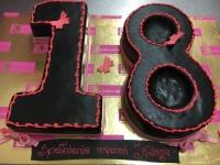 tort na 18, od 3 kg