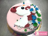 tort z koniem od 2,2 kg