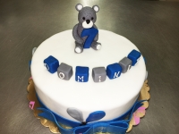 tort z misiem, od 2,3 kg