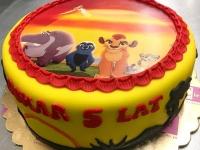 tort król lew, od 1,8 kg