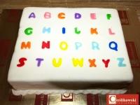 tort abecadło