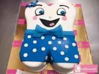 tort ząbek