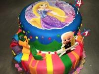 tort dla dziewczynki, od 3 kg