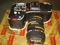 tort fotoaparat Nikon