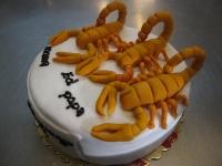 tort skorpiony