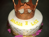 tort korona od 2,2 kg