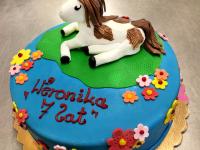 tort koń, od 2,5 kg