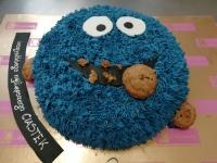tort ciasteczkowy potwor