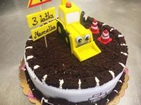tort koparka