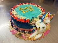 tort jednorożec po imprezie od 2,5 kg