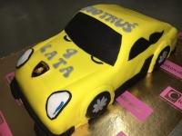 tort samochod