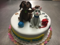 tort kot i pies, od 2,8 kg