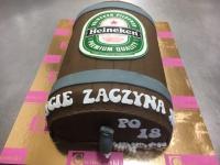 tort beczka piwa, od 2,5 kg