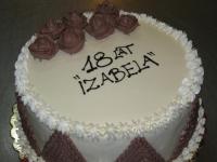 tort na 18 lat