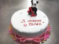 tort z panda