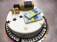 tort na 18 urodziny od 2,2 kg