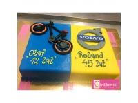 tort dla chłopców