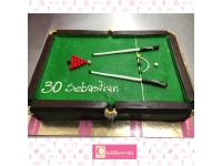 tort bilard