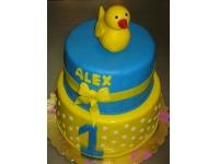 tort na pierwsze urodziny min 2,50kg